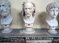 Veristic male portrait