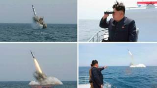 日媒:朝鲜正准备发射远程弹道导弹