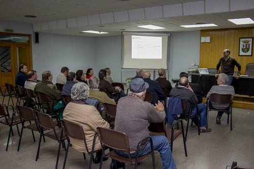 Charla ayudas agroambientales arroz COHOCA (16-12-2015)