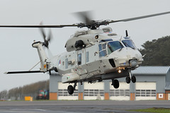 NH90, N-319 (WestwardPM) Tags: nh90 newquayairport newquaycornwallairport marineluchtvaartdienst nhindustries n319