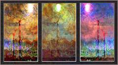 Power of Three (flynryon) Tags: art texture mike mobile digital portraits landscapes flickr artist wind farm canvas glaze adobe kansas shape figures impressionist fingerpaint ryon iphone artstudio scumble mashablecom fingerpaintedit flynryon iamda ipainter beesparkt paintbookca beesflite