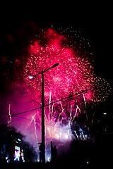 Hogmanay 2015 Fireworks 2 (HarveyNewman) Tags: night canon scotland colorful edinburgh time fireworks mark iii scottish newyear celebration hogmanay scotish 2015