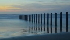 Morning light (radargeek) Tags: sky reflection beach gulfofmexico clouds sunrise texas tx padreisland ndfilter julesphotochallengegroup