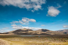 Lake Sedgemere wetland and Boddington Range (hueymilunz) Tags: blue sky mountain lake water landscape nz marlborough newzealandtransition