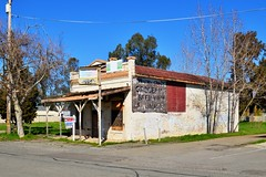 Sheridan Country Store (rickele) Tags: peeling forsale masonry faded vacant generalstore conveniencestore outofbusiness brickbuilding placercounty ghostsign paintedsign pepsisign vacuform sheridancalifornia sheridancountrystore