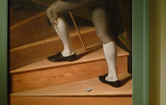 Peale, Staircase Group (profzucker) Tags: philadelphia stair staircase pma philadelphiamuseumofart peale raphaellepeale titianramsaypeale staircasegroup
