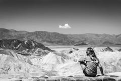 Death Valley (Emma Gards) Tags: usa white black de la noir desert mort sable ciel national paysage parc blanc regard contemplation californie valle etatsunis nikond750