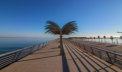 Alicante Walkway (Andy.Gocher) Tags: spain europe alicante canon100d andygocher