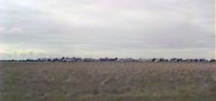 Looking Toward Base from Highway (Dave Redman pics) Tags: montana glasgow prairie bomber base flatland afb strategicaircommand glasgowairforcebase
