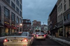 Traffic in downtown Trenton (Blake Bolinger) Tags: city newjersey nj mercercounty trenton