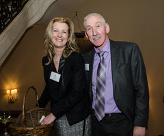 Maura McGee and Jim Reardon