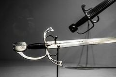 Schwert der Palastgarde / Sword of a Member of the Palace Guards, venezianisch / Venetian, c. 1530 (Anita Pravits) Tags: vienna wien exhibition sword khm ausstellung kunsthistorischesmuseum schwert