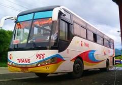 GL Trans 955 (JanStudio12) Tags: bus buses jan space transit baguio trans gregory hyundai hino pinoy aero cordillera 612 fanatic gl pbf 513 955 lizardo paganao