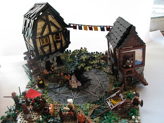 TTR3: Medieval Market Village 1