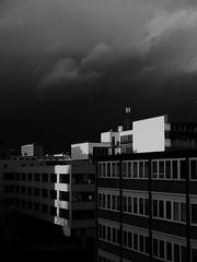 Hamburg - Hammerbrook (chicitoloco) Tags: storm wind hamburg hammerbrook