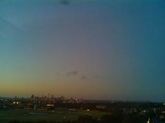 Sydney 2016 Feb 10 20:13 (ccrc_weather) Tags: sky evening outdoor sydney australia automatic kensington feb unsw weatherstation 2016 aws ccrcweather