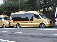 ME10 FXE (Cammies Transport Photography) Tags: road england bus fountain mercedes benz scotland coach edinburgh rugby v executive specials corstorphine unvi me10 fxe me10fxe