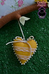 detalhe (ovelhanegra_toys) Tags: bird art handmade artesanato marriage felt maternity casamento feltro artes maternidade manualidades mbile passarinhos fieltro feltcraft feitoamo ovelhanegratoys