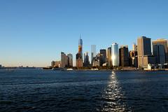 reflection (mikefranklin) Tags: newyorkcity usa newyork fuji september fujinon statenislandferry 2015 a:a=camera a:a=countries a:a=years xf18mmf2