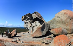 Kangaroo Island, Australia. (RViana) Tags: australien australie oceania     ozeanien  ocanie  oceanien   oseania    rochasnotveis