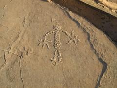 Ciad Ennedi N (ursulazrich) Tags: sahara desert chad rockart wste petroglyphs sahel engravings tchad gravures tschad ciad ennedi gravuren nioladoa