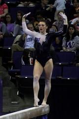 Alex Yacalis floor (11) (Susaluda) Tags: uw sports gold washington university purple huskies gymnastics dawgs