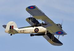 Swordfish (Bernie Condon) Tags: vintage military navy ww2 fairey strike torpedo preserved bomber warplane swordfish rn royalnavy