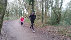 20160213_091903 (AnthonyLester229) Tags: cold wet grey woods running tonbridge parkrun event115 tailrunning 13february2016