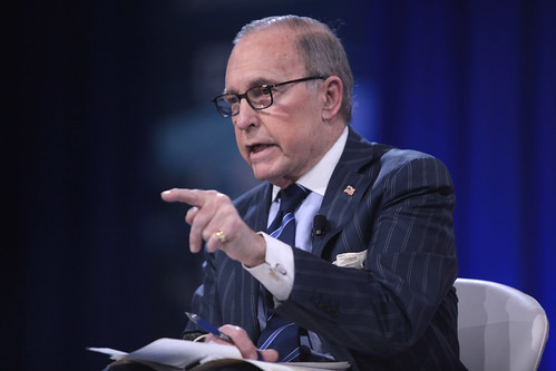 Larry Kudlow, From FlickrPhotos