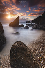 Le dfil du temps (Florian Debout - Photographies) Tags: sunset sea sun seascape france clouds rocks filter lee var f4 1635mm hyres canon6d presquledegiens floriandebout