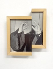 (Eli Craven) Tags: sculpture art collage hands eli cut frame craven elicraven