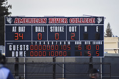 0001 (arcurrent) Tags: baseball arc mission beavers 2016 feb25 springsemester americanrivercollege santaclaracollege arcurrent