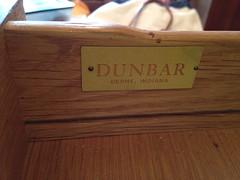 Edward Wormley Dunbar executive desk (jimn) Tags: desk furniture walnut dunbar midcentury rosewood edwardwormley