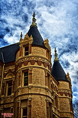 Spokane County Court House (MBates Foto) Tags: washington spokane unitedstates hdr historicbuildings stockimage spokanecountycourthouse