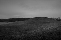 (lostinblue) Tags: park wisconsin clouds woodland state pentax overcast s fisheye ii builders mound heavy smc cahokia mississippian k5 aztalan f3545 1017mm pentaxda
