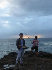 The Catch (CNDoz) Tags: curlcurl sydneysurf cndozcatchfishfishingrockfishing
