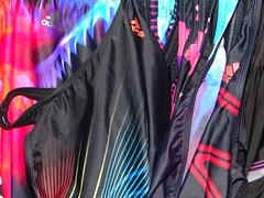 DSC04872 (Poly&Amid) Tags: swimsuit speedo arena addias roxy badeanzüge nylon polyamid elasthan bikni burning destroy flames fire ripping melting cutting shiny