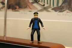 Captain Haddock (richard_jolley) Tags: tintin figurine herge captainhaddock sigma60mm sonya6000