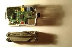 pi (FeebleOldMan) Tags: leatherman charge raspberrypi chargetti