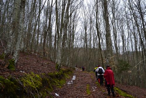 Senderismo por los Montes de Arrupia en Ojacastro y Valle de Iguareña en Valgañón Fotografía María Jesús (6)
