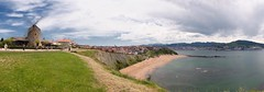 Aixerrota Molino Molinos De Viento Cliff Ocean Seaside Sea Sea And Sky Panoramic Panoramic Photography Panorama Panoramic View Panoramic Views Panoramic Landscape Getxo Bizkaia Basque Country Basque Coast Euskadi Euskalherria Abra Ria Beach SPAIN Espaa (db fotografa) Tags: ocean sea panorama espaa cliff beach seaside spain panoramic molino abra bizkaia euskalherria ria euskadi basquecountry getxo basquecoast panoramicview molinosdeviento seaandsky aixerrota panoramicphotography panoramicviews panoramiclandscape