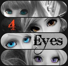 """Black Leaf Album """"4 eyes"""" (Doll Angel (Nicole)) Tags: music julia sade alexia ethan albums 4eyes blackleaf dollangelbandblackleaf"""