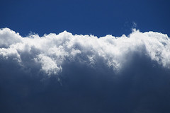 Cloudwave :) (ChristopherSmith.Photo) Tags: ocean blue light sky cloud sun abstract detail cool zoom wave