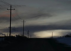 CR 102, between CR 21 and CR 19, Weld County, Colorado - 20160325_192711-01 (Paul L Dineen) Tags: nature dark landscape minimalism mybest thebest pinnacle weldcounty newandimproved cr102 betweencr21cr19 beholdermay10 100best1