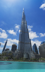 Burj Khalifa (Empato) Tags: panorama dubai olympus burj downtowndubai burjkhalifa