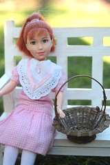 Happy Easter! (tamsykens1) Tags: world friends fern easter stacie doll dream barbie skipper tammy read when i