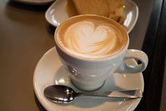45Cafe  (Norio.NAKAYAMA) Tags: coffee cafe omiya    chiffoncake  miyahara      45cafe