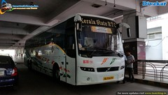 KSRTC KL-15-A-279 From Bangaluru To TVM (Dhiwakhar) Tags: kesrtc