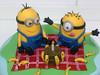 (Elaine Russo - Delizie! Arte com Açúcar) Tags: cake minions