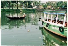 Hi An 04/2016 (Pankha Nikon) Tags: life street film analog landscape fuji vietnam hoian fujifilm analogue filmcamera nikkormat nikkormatftn